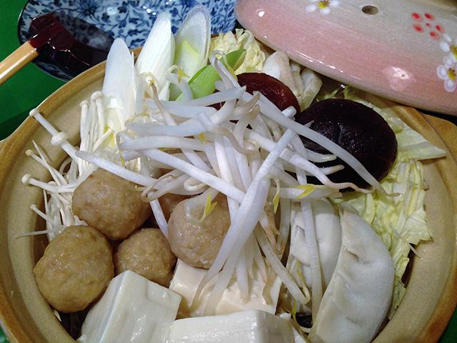 鍋(醤油・塩・味噌とんこつ)