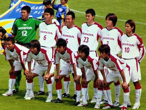 HONDA FC時代